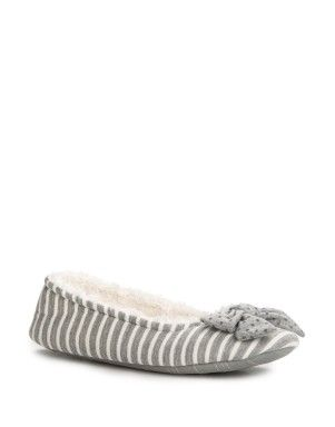Fluffy Pump Slippers | Woolworths.co.za