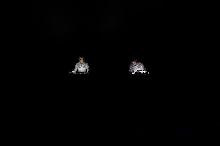 Ikeda's superposition at festival de marseille 18th edition