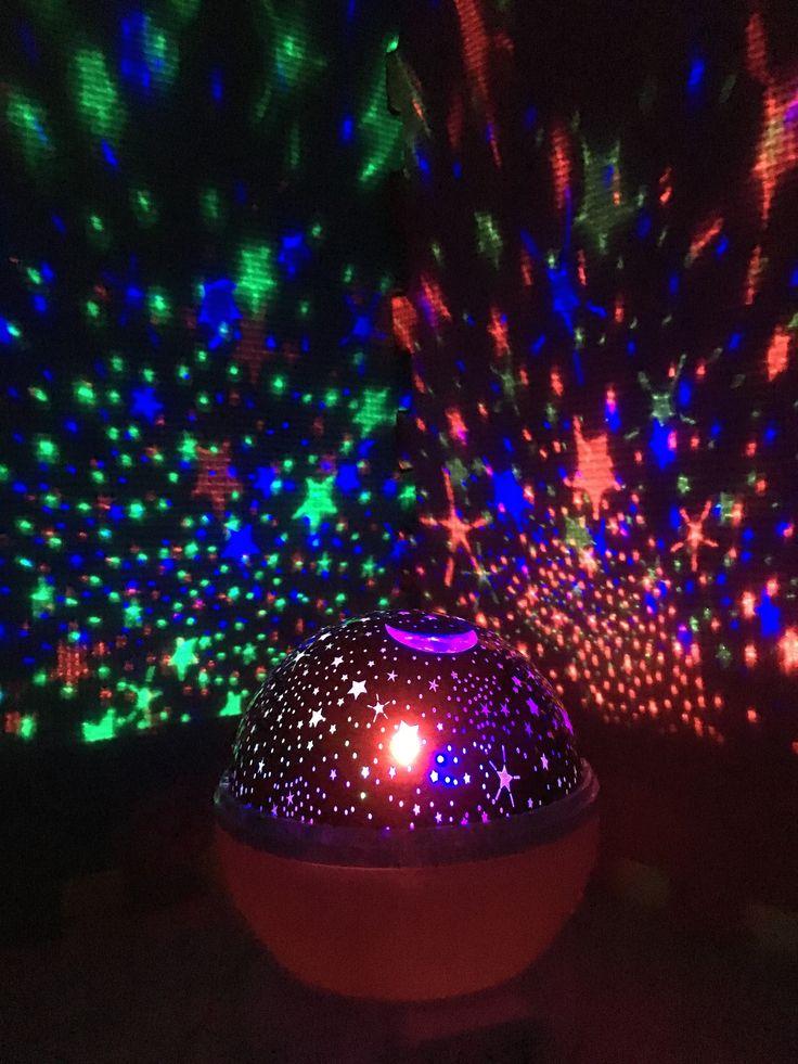 Bedroom Night Light Projector