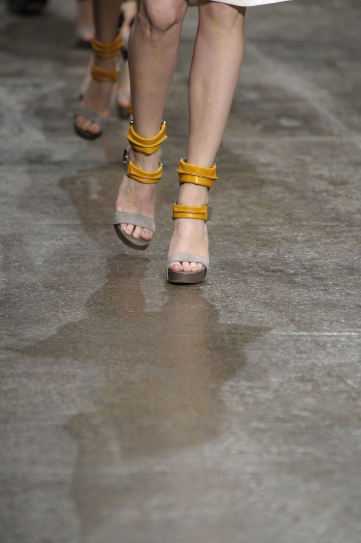 La Rare Shoes at Chadwick Bell Spring 2011