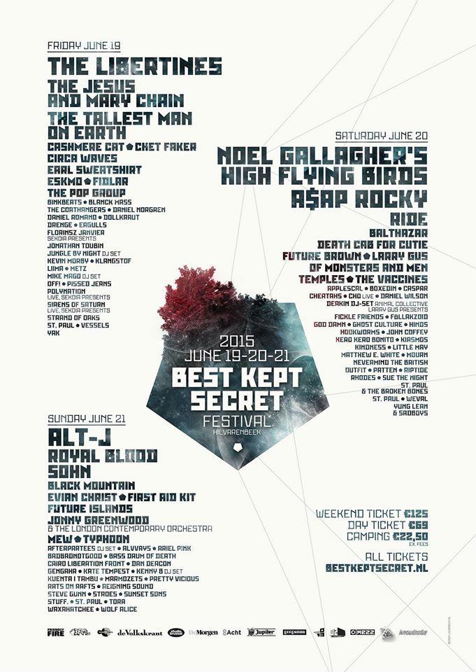 Best Kept Secret Festival