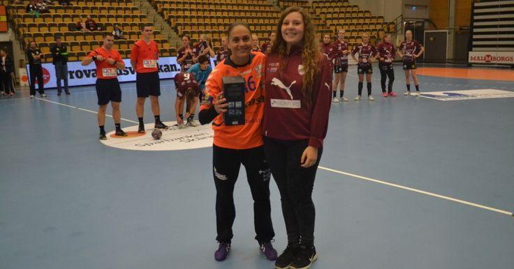 Vídeo: Así fue el gol de Silvia Navarro al Lugi Lund