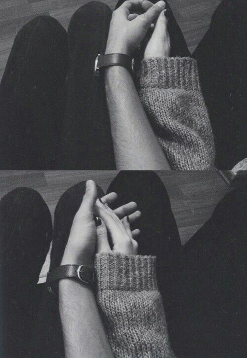 ur hand fits in mine like it's made just for me.