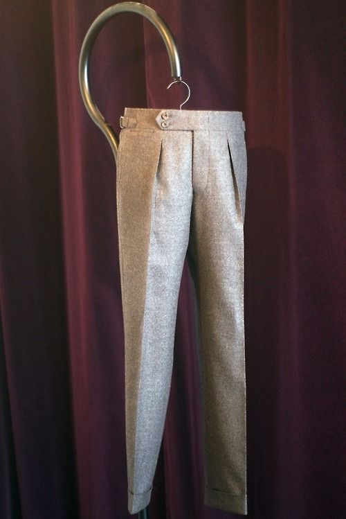 Bespoke trouser. Made by hand- Tailorable winelabel seoul.