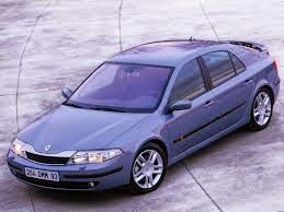The best performing machine: Renault Laguna