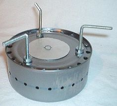 for making your own alcohol stove