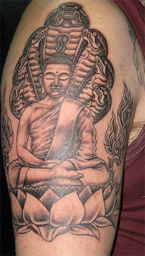 1000 images about tattoos on pinterest buddhists sleeve and scripts. Black Bedroom Furniture Sets. Home Design Ideas