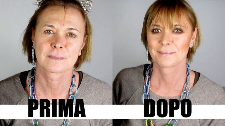 Makeup per le OVER 50: 10 CONSIGLI! - YouTube