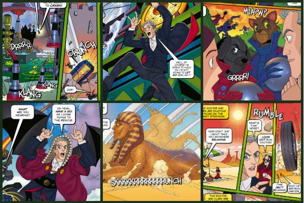Crítica | Doctor Who Adventures Magazine