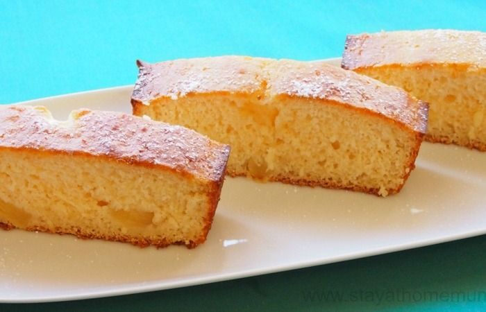Easy Pineapple Cake | Stay at Home Mum