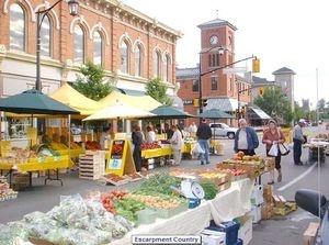 Milton Ontario Farmers Market