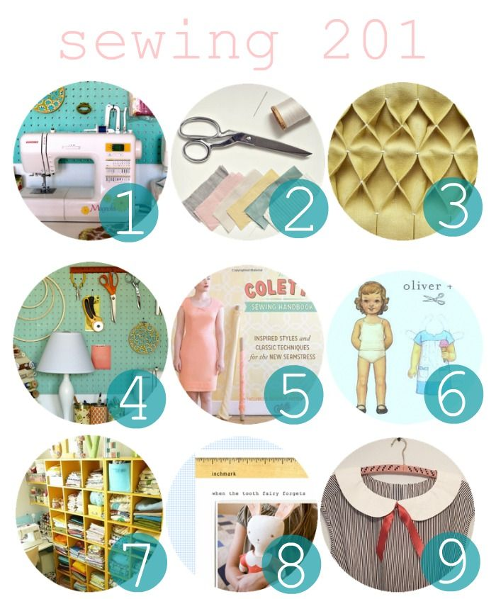 sewing 201.Some great sewing links