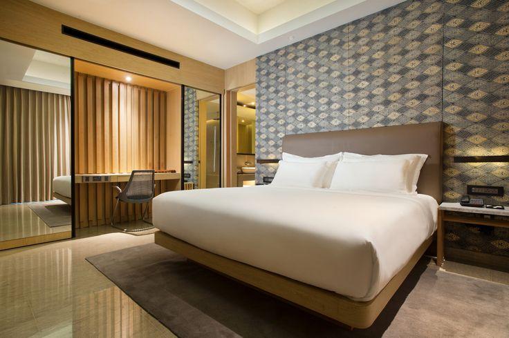 Alila Solo's 255 well-appointed rooms and suites combine contemporary style with subtle nuances of Java. Interiors inspire relaxation amid a soothing palette of hues, accented by a beautiful batik mural in every room of our Solo hotel.