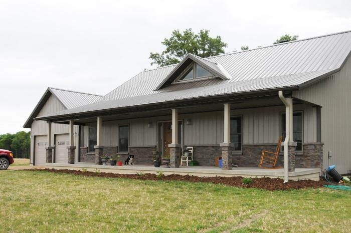 1000 ideas about steel buildings on pinterest metal Residential pole barn kits