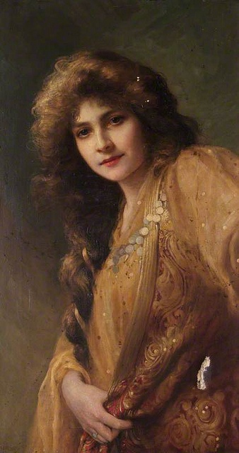Aglaie, Beatrice Offor: Artists, Ladies, Beatrice Offor, Art Paintings, Offor 1864 1920, Art Inspiration, Pre Raphaelite, Offor Aglaie