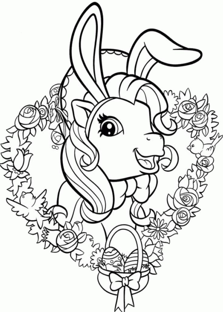 157 best MLP images on Pinterest Ponies, Unicorns and My little pony - copy my little pony coloring pages of pinkie pie