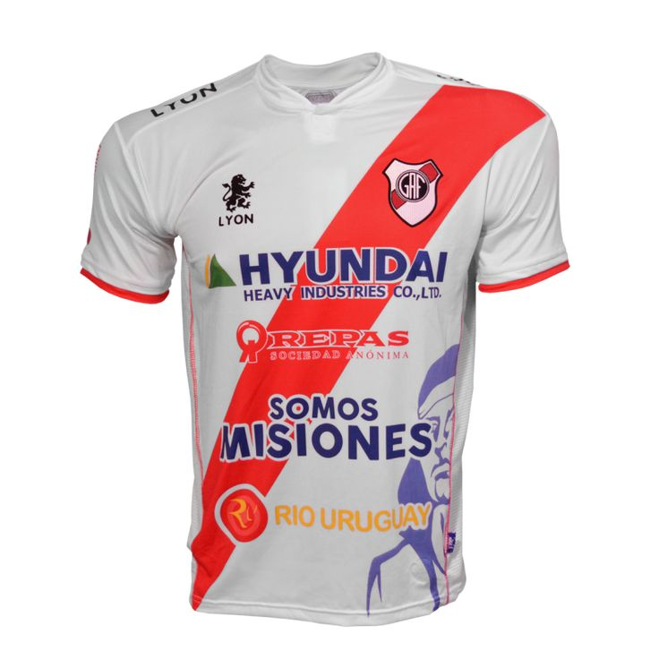 Argentina Soccer Shop Guaraní Antonio Franco home jersey official