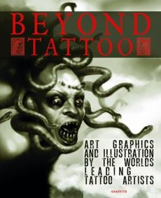 30 amazing artists from around the world  create stunning tattoo art. Amazing, eye-popping inspiration and vibe. Includes Mike Giant, George Campise. Piet Du Congo, Ariel 7, Alted and Claudia de Sabe. If you love tattoos you'll love this. Hardback + embossed jacket; printed on high-grade 170 gsm paper. Curated by renowned London tattooist, Allan Graves.