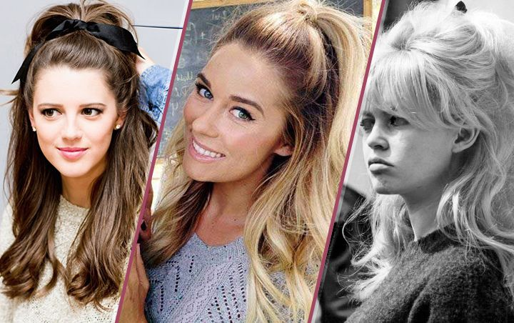Perfect Half-Up Hairstyles You Need To Try For Fall | Obsev