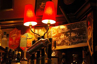 Closerie des Lilas: Piano Bar. Where Hemingway did some of his writing.   Paris, France.