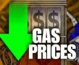 Average #gasprice in US this wk: $2.29/gal (down about 3¢ from last week).  Last January: $1.86.  Fill Up...& Drive!