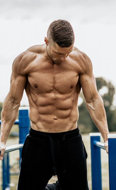 Ab plank stabilizers for a stronger core. #muscle #