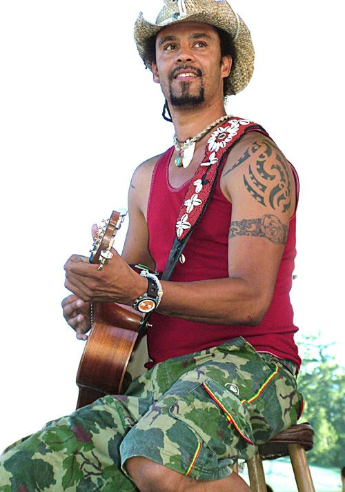 Michael Franti@Reggae on the River