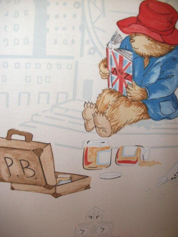 Suitcase Chair Paddington Bear