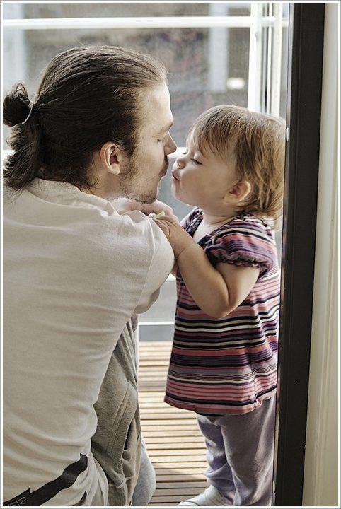 daddy's little girl :: #family #portrait