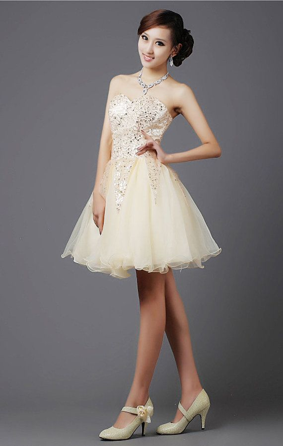 champagne short wedding dress 1000 images about the dress on 2546