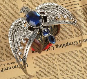 Ravenclaw Lost Diadem Tiara Crown Horcrux Harry &Deathly Hallows prom witch Film