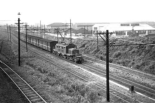 EF13凸形 品鶴線 (1953) | ELs |...