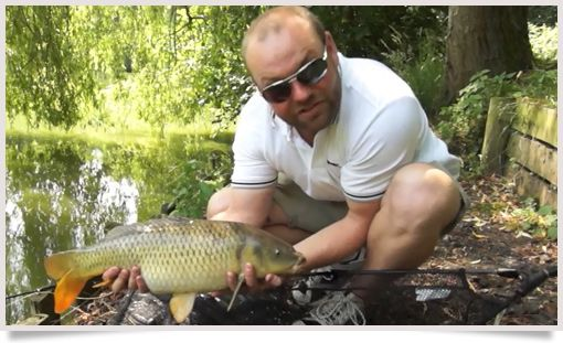 Fly fishing for carp! New video here http://www.sportfish.co.uk/blog/2013/08/08/fun-summer-carp-fishing-with-action-packed-video-guide/