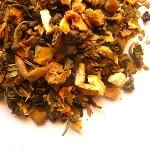 Herbata z Ginkgo