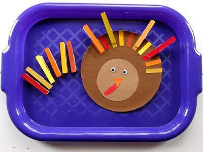 Joyfully Weary: Preschool Syllabus: Thanksgiving & Turkeys