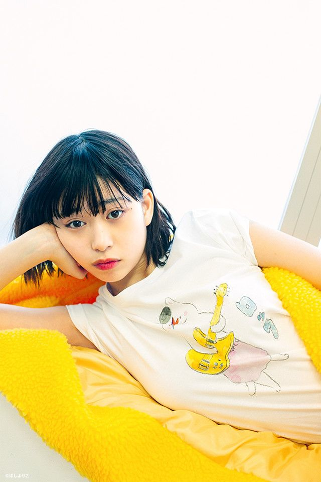 #森川葵# rockin' star