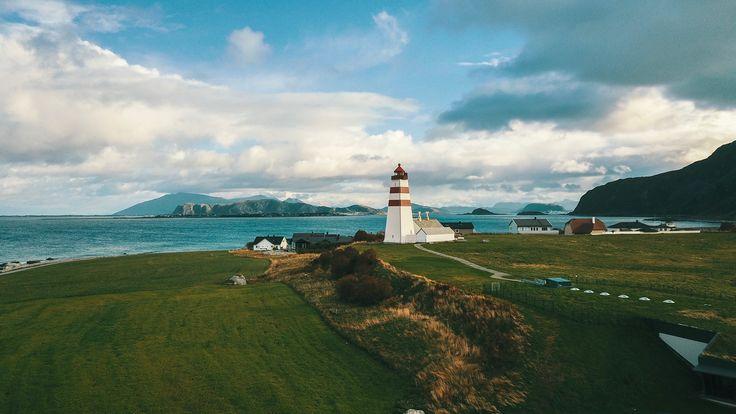 Alnes lighthouse - Norway
