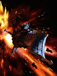 Getting Started With Battlefleet Gothic | Games Workshop ~ I need lots more 0's, on the paycheck, to be playing this one...