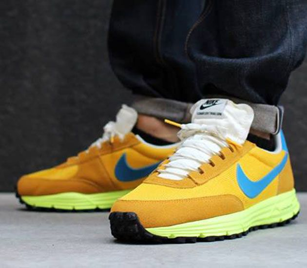 low priced 57527 c78bd ... mid sneakerboot nike lunar ldv trail lo varsity maize blue spark .