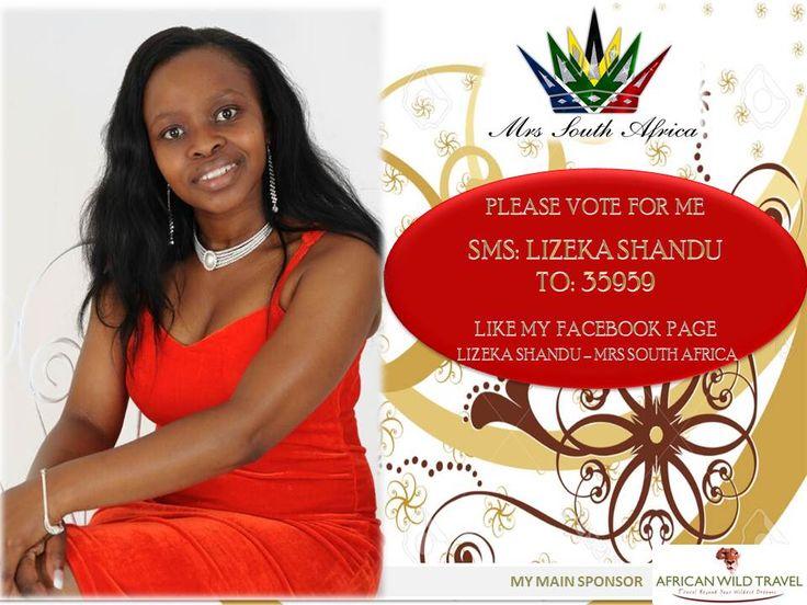 Mrs South Africa 2015 - Semi Finalist
