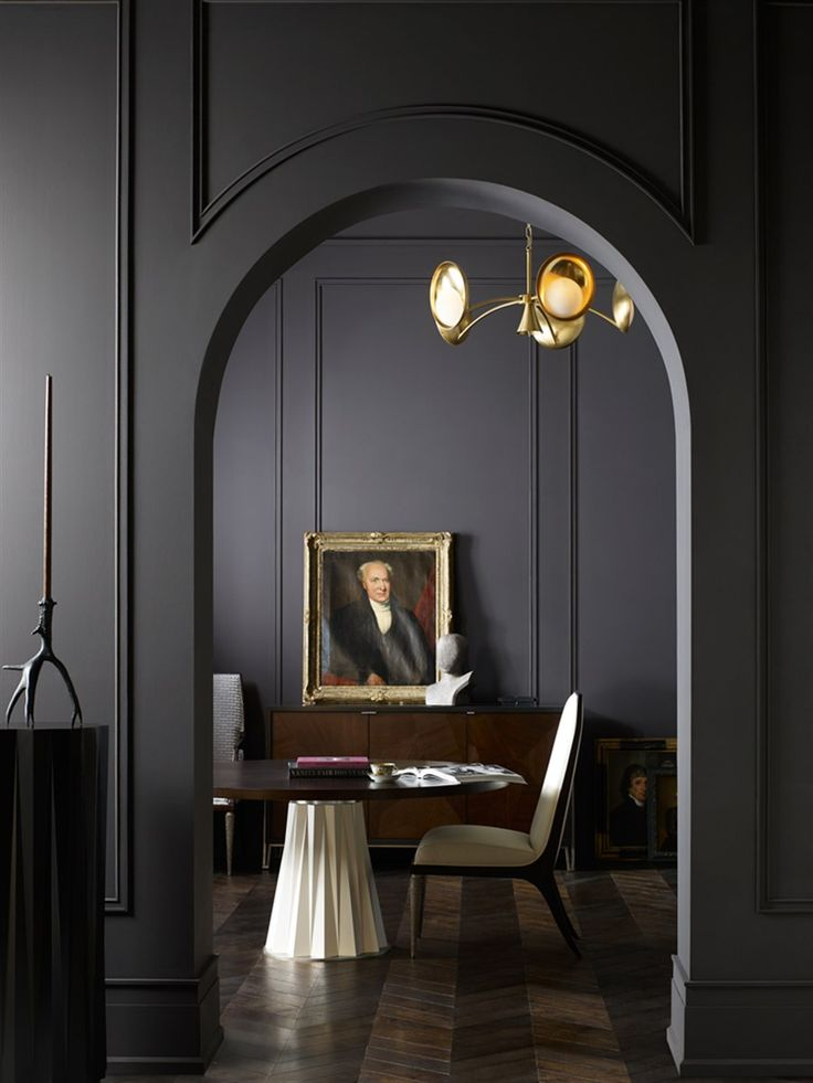 Dining - Mink Jean-Louis Denoit for Baker that table is ... sublime...