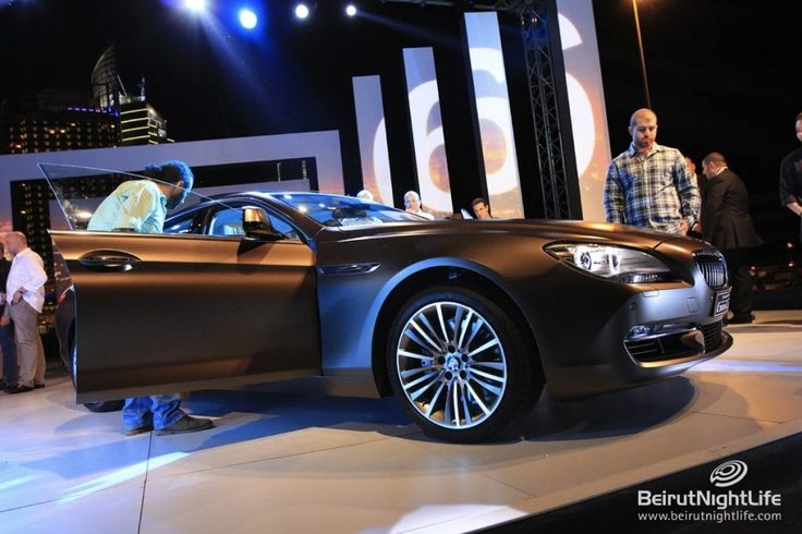 Latest BMW Models unveiled in Beirut!!