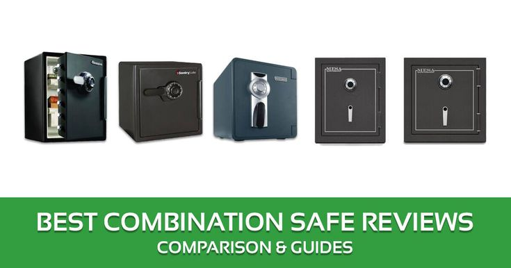 Best Combination Safe Reviews, Comparison & Guides – 2017 Buyer's Guide