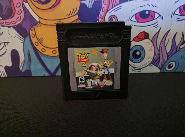 Toy Story 2  Game Boy Color GBC  Tested