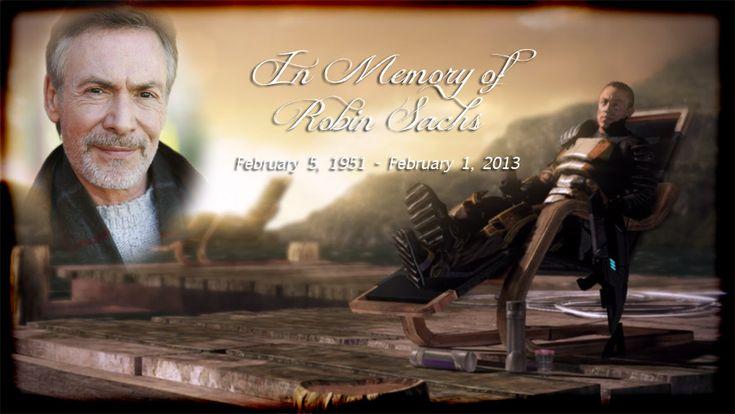 In Memory of Robin Sachs by CelticWolfwalker.deviantart.com on @deviantART