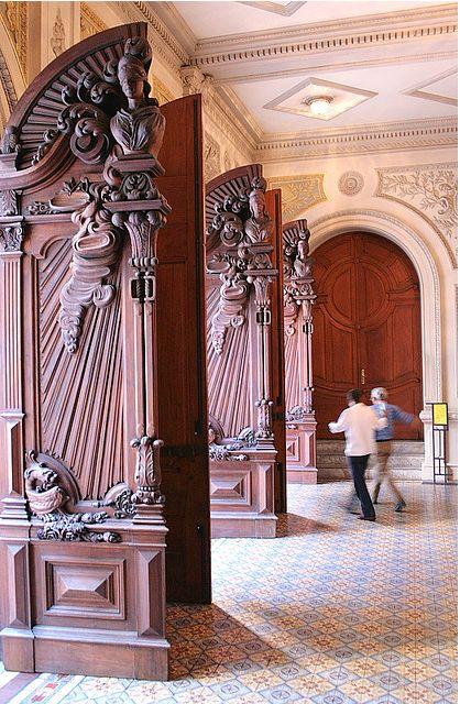 Beautiful Brazilian Doors in Rio de Janeiro