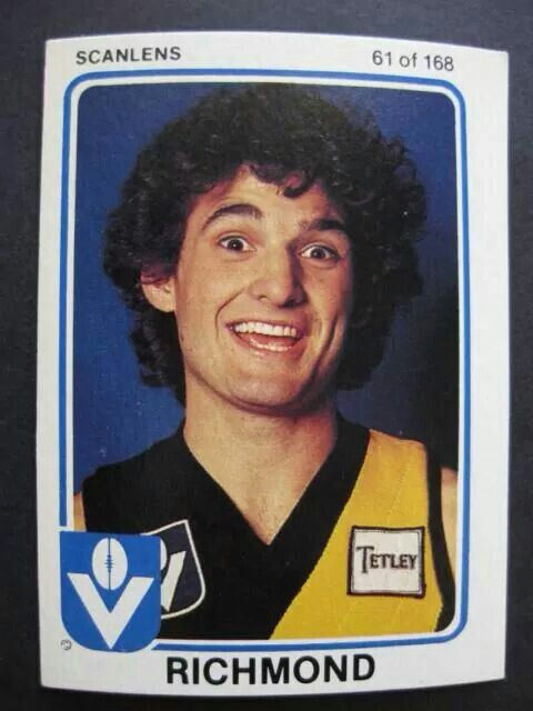 Stephen Mount, 1980 premiership player.