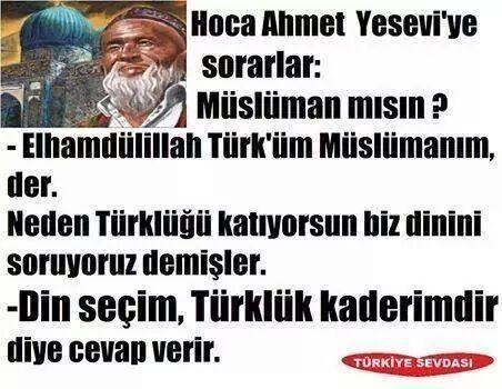 Türk Olmak Kaderdir :)