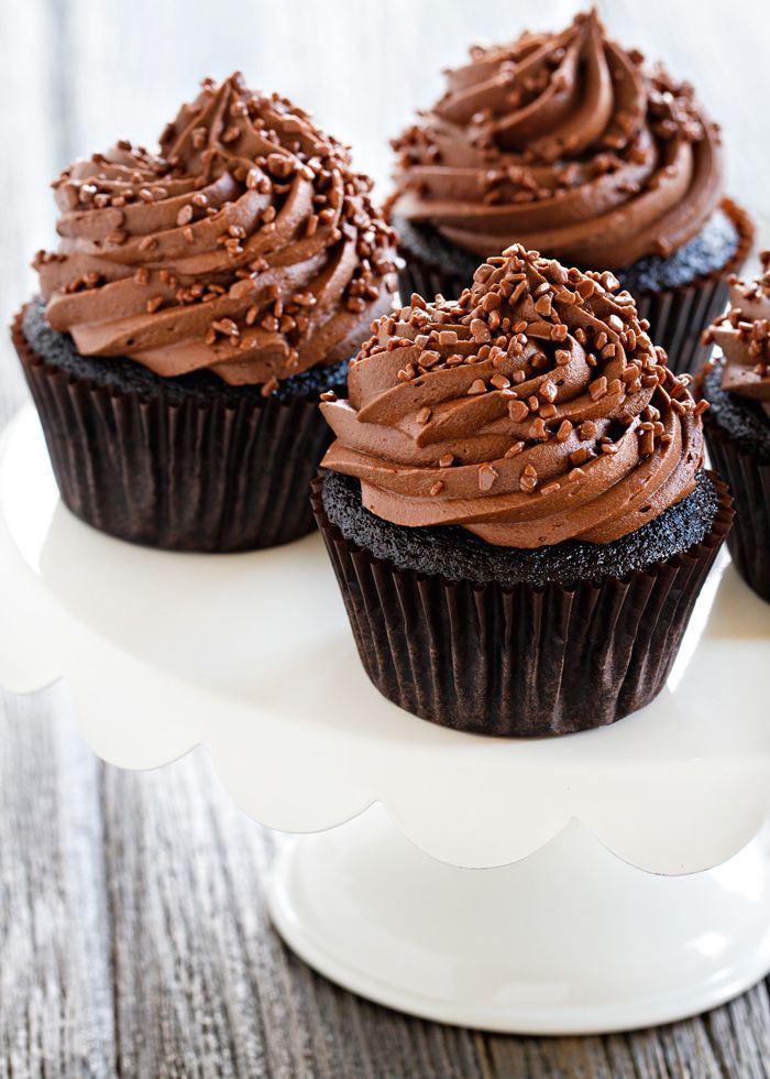 Double Chocolate Cupcakes are rich, delicious, and loaded with chocolateflavor. They're perfect for parties or a weeknight dessert. Hello! My name is Jamie from the blog My Baking Addiction and I'm here today sharing one of my favorite cupcake recipes with you. When I was contemplating what dessert to share here on Joan's site, I …