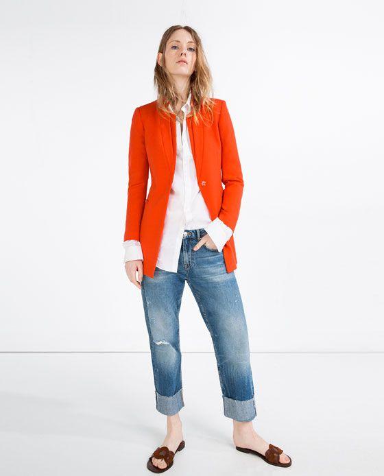 Orange Jeans Women